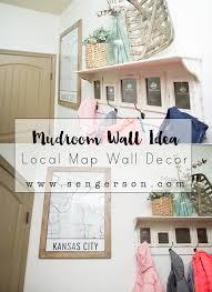 laundry room mudroom wall decor ideas