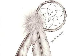 Eagle Feather Dream Catcher Adorable Mindblowing Eagles Feather Tattoo Sketches TattooMagz