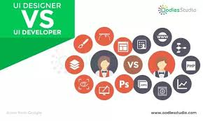 What's the difference between UI designer and UI developers ...