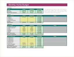 Household Budget Spreadsheet Templates Household Budget Spreadsheet Templates Excel Daily Expenses