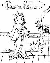 Small Picture Queen Esther Coloring Page Coloring Book
