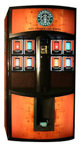 Starbucks Vending Machine Best Starbucks Aims To Increase Its Reach Business US Business Food