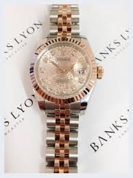 rolex watches rolex watches on finance pre owned rolex lady datejust 26mm watch