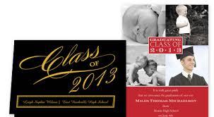 High School Graduation Announcement High School Graduation Announcements And Graduation Invitations