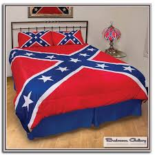 Confederate Flag Bedding Bedroom Galerry With Rebel Flag forter