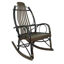 rustic rocking chairs texas outdoor nuts s free everyday hickory rocker 1 rustic rocking chair