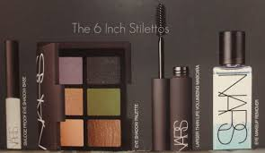 show tell nars makeup your mind express yourself eyes set