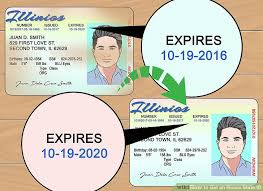 Id Pictures 13 Illinois with Steps State How To An Get