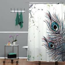 boho shower curtain hooks