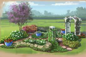 Small Picture Color Garden For Florida This Design Plan Hgtv Garden Trends