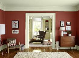 Two Color Living Room Walls Living Room Two Tone Wall Paint Height Two Tone Living Room Walls