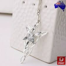 lord of the rings silver arwen evenstar