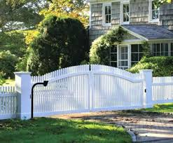 Vinyl fence double gate Veranda Double Gate Fence Custom Chestnut Hill Picket With Double Gate Wood Solid Cellular Chain Link Fence Double Gate Fence Dlareme Double Gate Fence Vinyl Fence Double Gate Vinyl Privacy Fence With