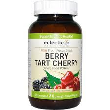 <b>Berry Tart Cherry</b>, <b>Whole</b> Food POWder, 5.1 oz (144 g) - iHerb
