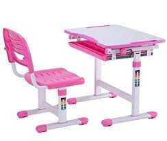 kids desk. Height Adjustable Kids Desk Chair With Tiger Seat Pad Ergonomic Children Study Table School