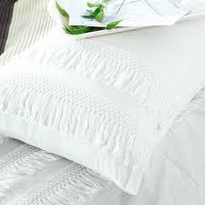 tassel duvet cover tassel duvet cover conception solid color white tassel bedding set queen king size tassel duvet cover