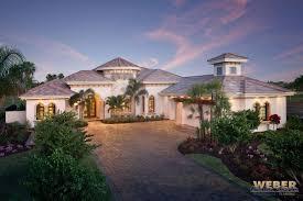 mediterranean house plan luxury 1