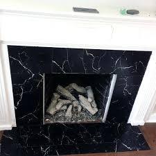 marble tile fireplace carrara surround