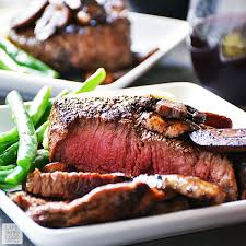 romantic steak dinner for two. Exellent Steak Pan Seared Sirloin Steak Dinner For Two And Romantic For