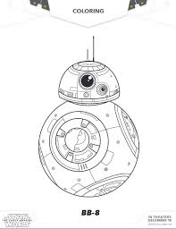 Small Picture FREE Star Wars The Force Awakens Coloring Sheets Activities