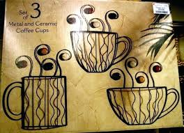 metal coffee wall decor metal coffee wall decor marvelous coffee wall decor kitchen coffee wall decor