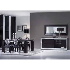 Wenge Living Room Furniture Brown Wenge And Silver Leaf Dining Room Set