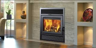 image of zero clearance fireplace installation