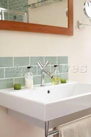 Downstairs loo Sink raised off floor with small splash back #bathroom  #cloakroom | 2017 Bathroom Trends | Pinterest | Downstairs loo, Sinks and  Raising