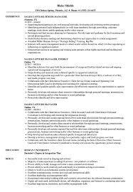 Capture Manager Sample Resume Sales Capture Resume Samples Velvet Jobs 11