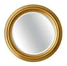 Die moderne wohnwand verleiht jedem wohnzimmer einen stilvollen charakter. Runder Goldener Spiegel Aus Massivholz Klassischer Moderner Stil Wohnzimmer Schlafzimmer Flur Goldblatt Aus Holz Durchmesser 78 Cm Kaufen Bei Arteferretto S R L