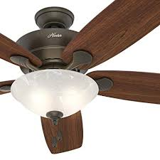 hunter ceiling fans. Hunter Fan 60\u0026quot; Great Room Ceiling In New Bronze With Swirled  Marble Glass Light Hunter Ceiling Fans