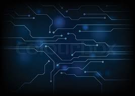 dark blue background design. Plain Design Dark Blue Circuit Board Technology Background Vector Graphic Design   Stock Colourbox To Blue Background Design R