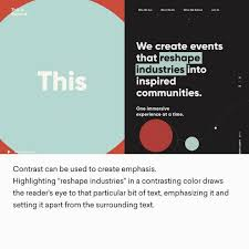 Principles Of Graphic Design With Examples 12 Important Design Principles Explained With Simple Graphics