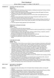 Capture Manager Sample Resume Capture Manager Resume Samples Velvet Jobs 1