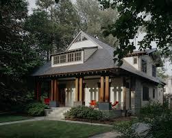 Craftsman Porch by Gardner Architects LLC