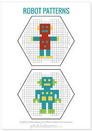 Qixels Patterns