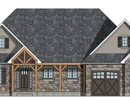 Timber Frame House Plans Custom Timber Frame Home Plans  custom     s Bungalow House Plans Raised Bungalow House Plans Canada