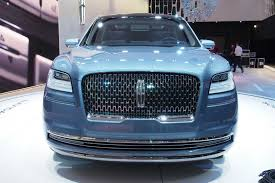 2018 lincoln 2 door. perfect door lincolnnavigatorconceptfront01  for 2018 lincoln 2 door