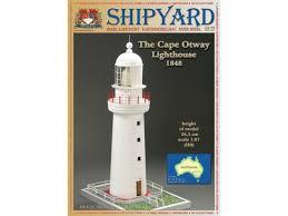 <b>Сборная картонная модель</b> Shipyard маяк Cape Otway Lighthouse