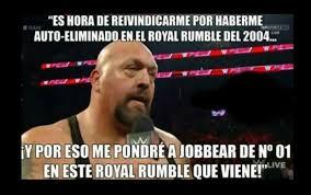 WWE: los divertidos memes que 'calientan' la antesala de Royal ... via Relatably.com