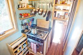 Small Picture Tiny House Pantry Storage Contemporary Kitchen San Francisco