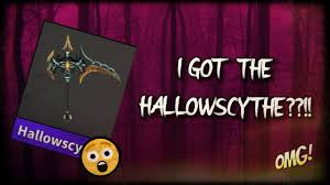 My roblox user is 'maddielovescupcakes4'. Getting The Hallowscythe Roblox Murder Mystery 2 Youtube