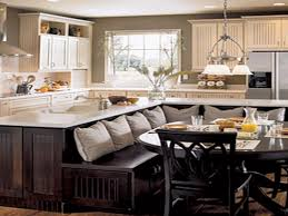 Small Picture Cool Modern Kitchens Ideas With Round Table And White Cabinet