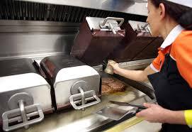 Mcdonalds Cook Job Description Mcdonalds Tweaking Kitchen Procedures To Front Fresh