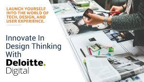Design Thinking Training Vancouver Riipen Deloitte Digital Design Thinking Riipen