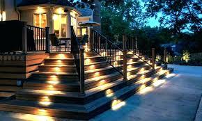 led landscape lighting kits home depot led landscape lighting kits home depot low voltage deck lighting