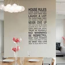 Regole della casa poster acquista a poco prezzo regole della casa