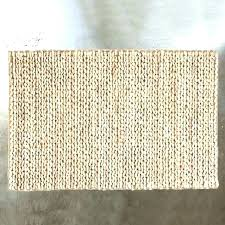 jute rug bleached woven oak world market