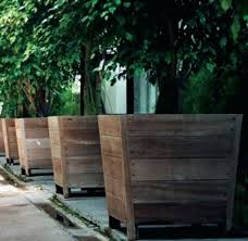 large tree planter box architecture large wooden planters commercial large wood planter boxes pertaining to large large tree planter box