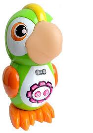Интерактивная развивающая <b>игрушка</b> Play <b>Smart</b> Умный попугай ...